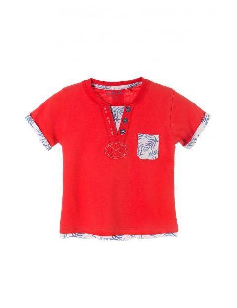 T-shirt niemowlęcy 5I3213