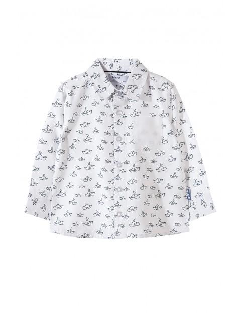 Koszula niemowlęca 5J3402