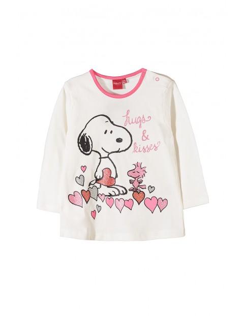 Bluzka niemowlęca Snoopy 5H35A2