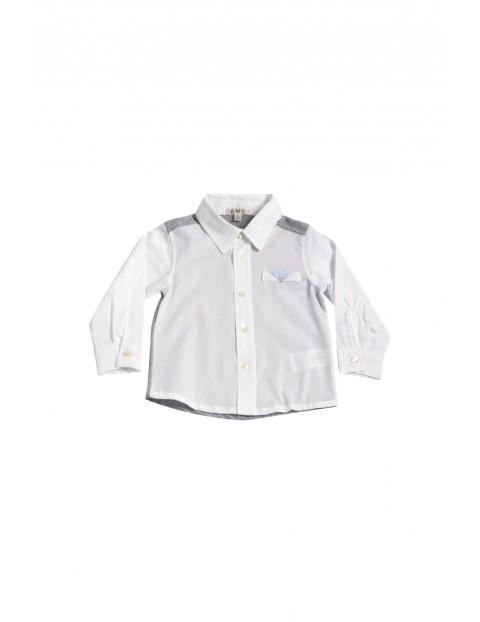 Koszula chłopięca 100% bawełna 1J35AJ