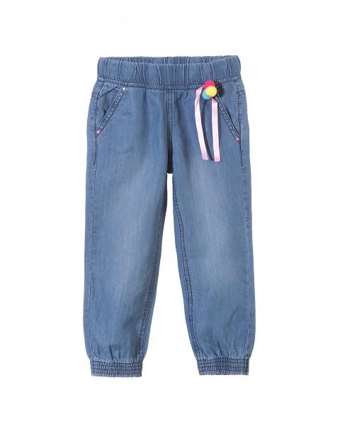 Spodnie dziewczęce 3L3406