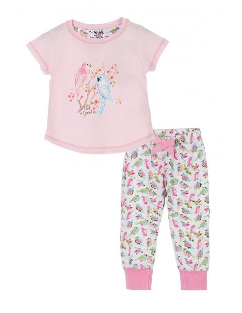 Pidżama dziewczęca 3W3209
