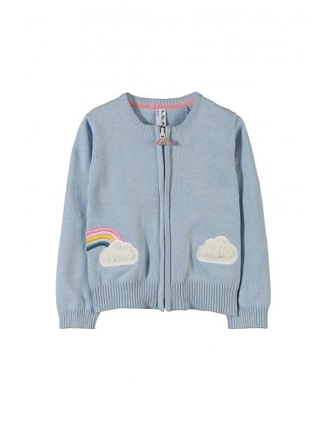 Sweterek dziewczęcy 5C3201