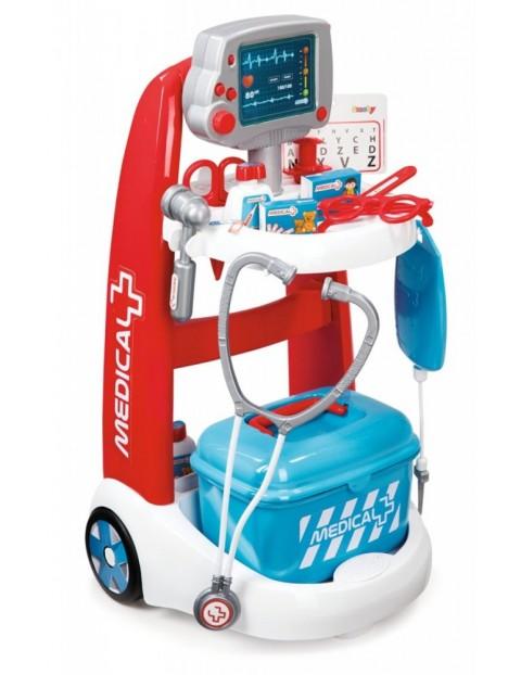 Elektroniczny wózek medyczny