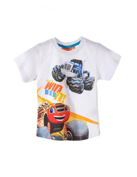 T-shirt chłopięcy 100% bawełna 1I34EO