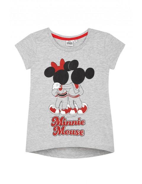Koszulka dziewczęca z krótkim rękawem Minnie Mause