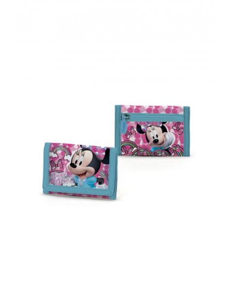 Portfel dla dziewczynki Myszka Minnie