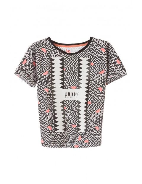T-shirt dla dziewczynki 4I3204