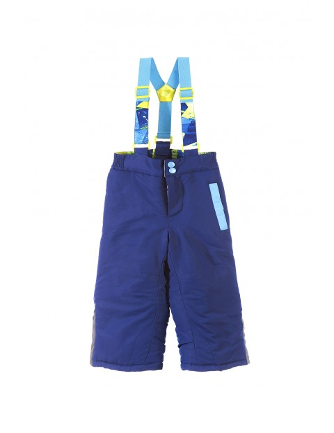 Spodnie narciarskie chłopięce 1A3309