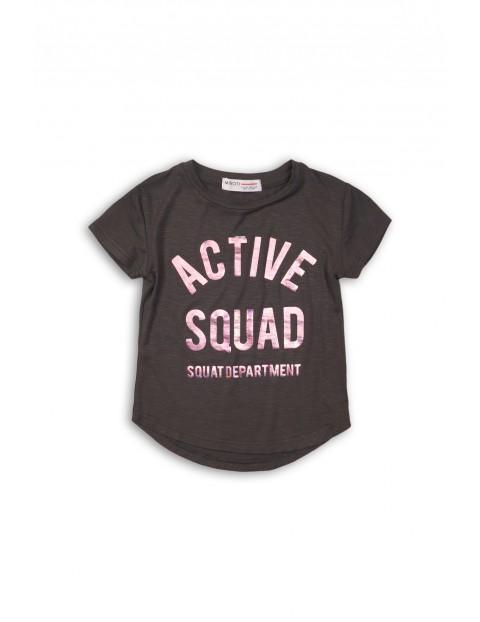 T- shirt dla dziewczynki 4I35A5