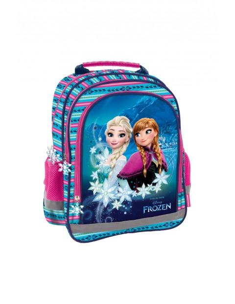 Plecak szkolny dla dziewczynki Kraina Lodu
