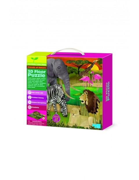 Puzzle 3D- Safari 1Y33B3