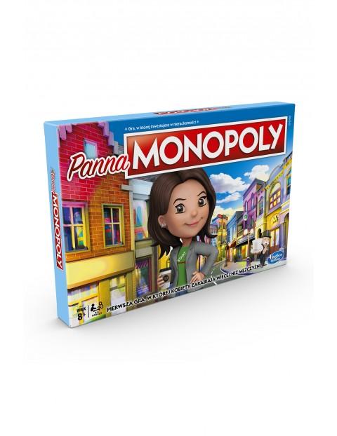 "Gra ""Panna Monopoly"" 8+"