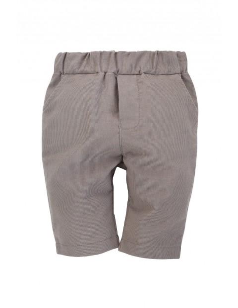 Spodnie chłopięce Dreamer - szare