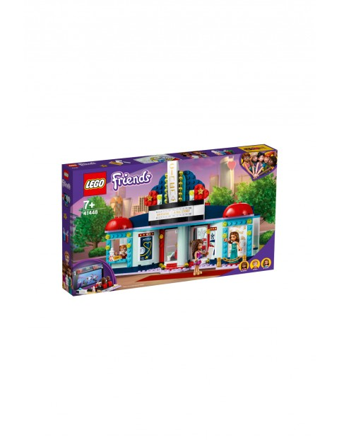 LEGO Friends -  Kino w Heartlake City - 451 el