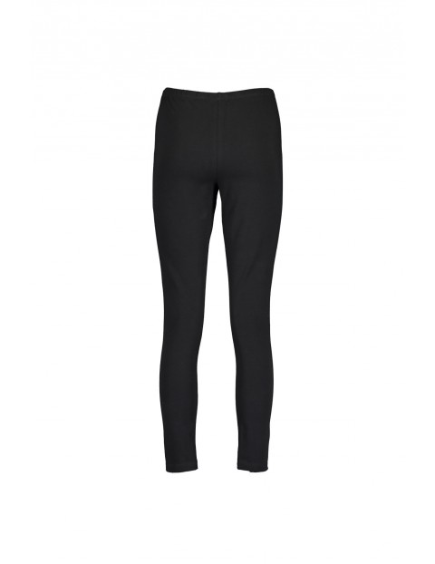 Spodnie damskie - czarne
