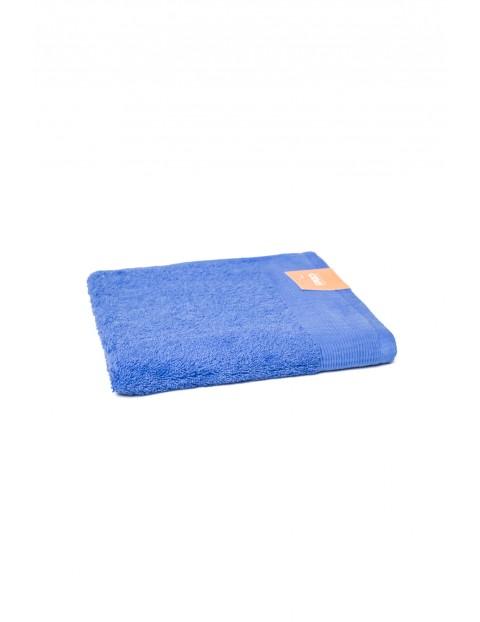 Ręcznik Aqua Frotte niebieski 50x100cm