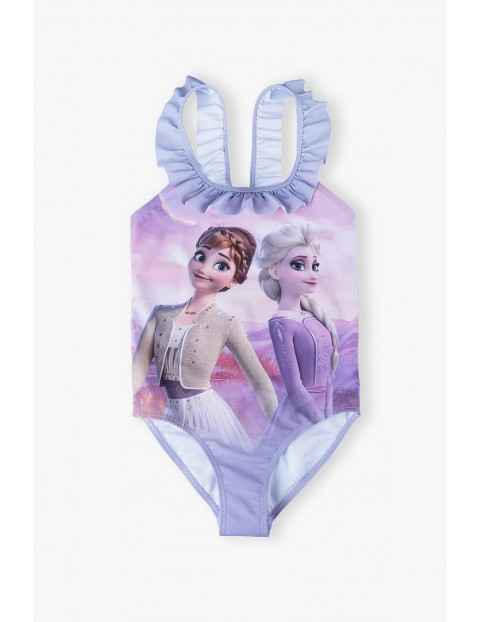 Kostium kąpielowy dla dziewczynki Kraina Lodu