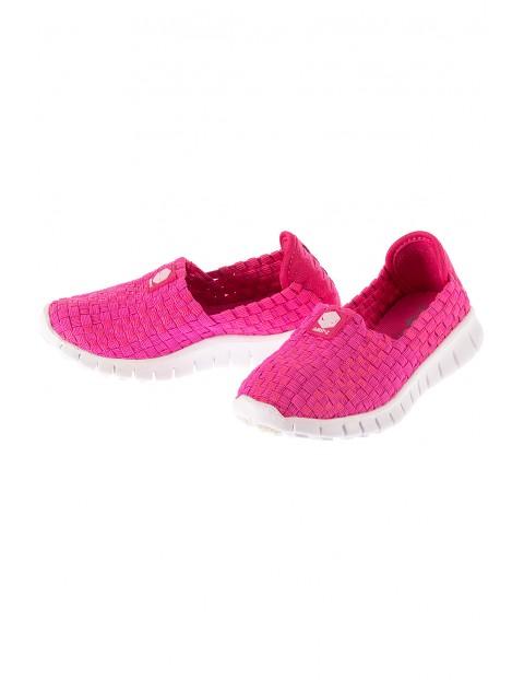 Buty sportowe dla dziewczynki- różowe