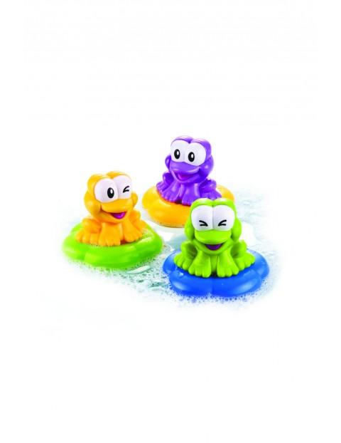 Muzyczne żabki- zabawka do kąpieli