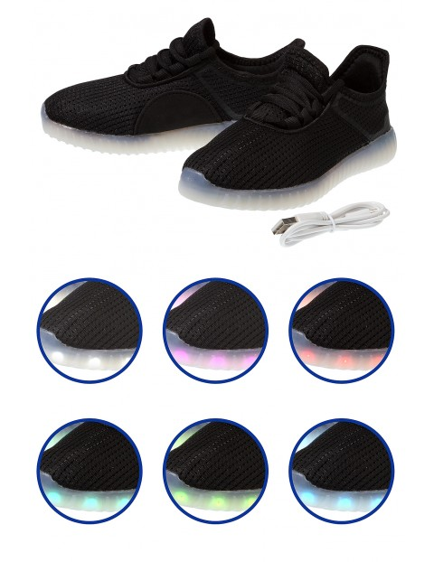Buty z podświetlaną podeszwą 2Z3406