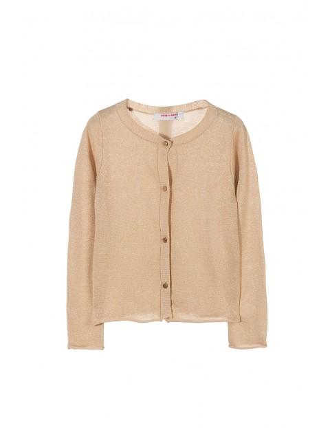 Sweter dziewczęcy 4C3204
