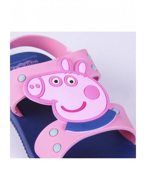 Sandały dziewczęce Świnka Peppa