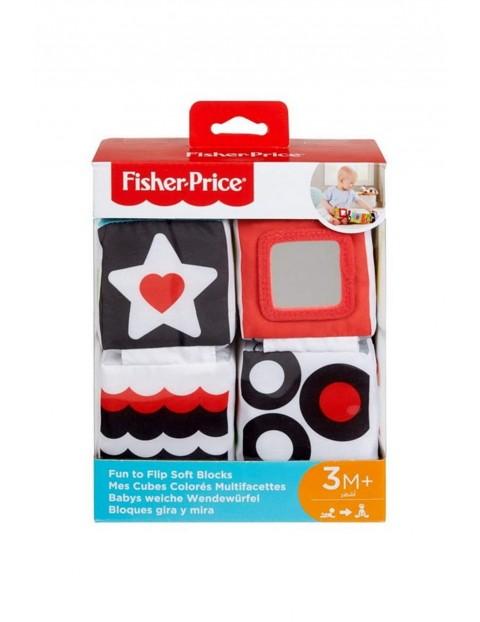 Fisher Price Miękkie Klocki Sensoryczne 3msc+