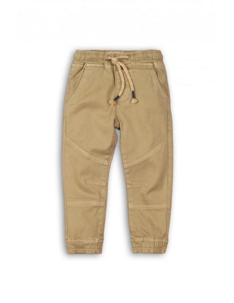 Spodnie niemowlęce materiałowe