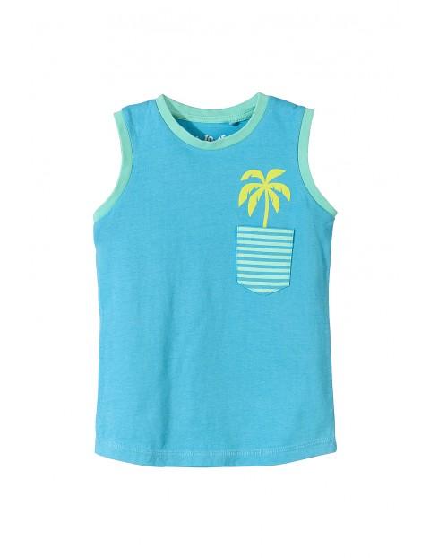 T-shirt chłopięcy 1I3436