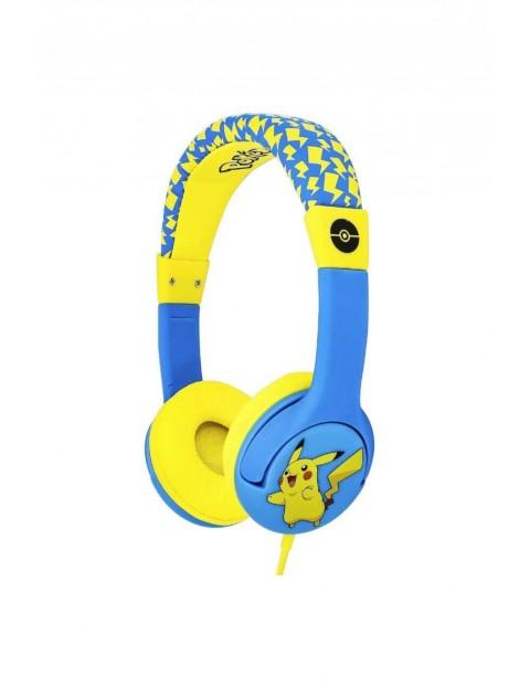 Słuchawki  OTL nauszne  Pokemon Pikachu