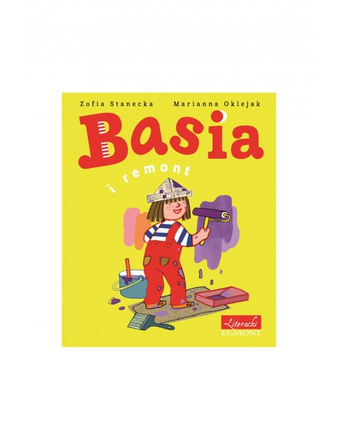 "Książka ""Basia i remont"""