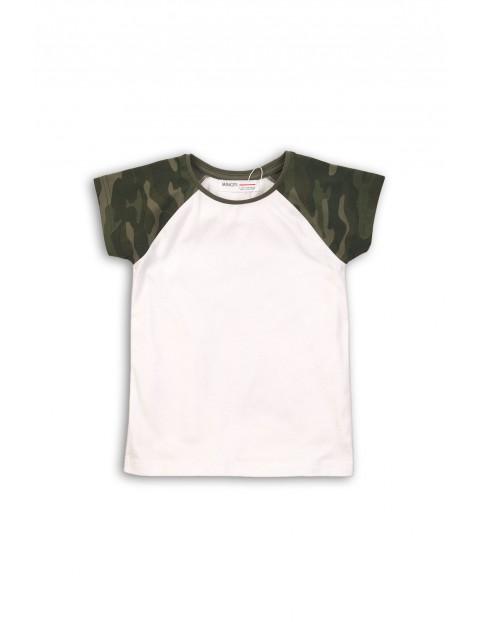 T-shirt chłopięcy rozm 140/146  2I34BI