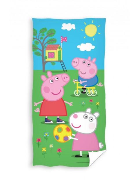 Świnka Peppa ręcznik kąpielowy 70x140cm