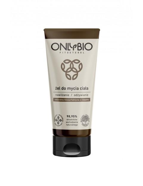 Żel do mycia ciała  nawilżanie i odżywianie OnlyBio 200ml