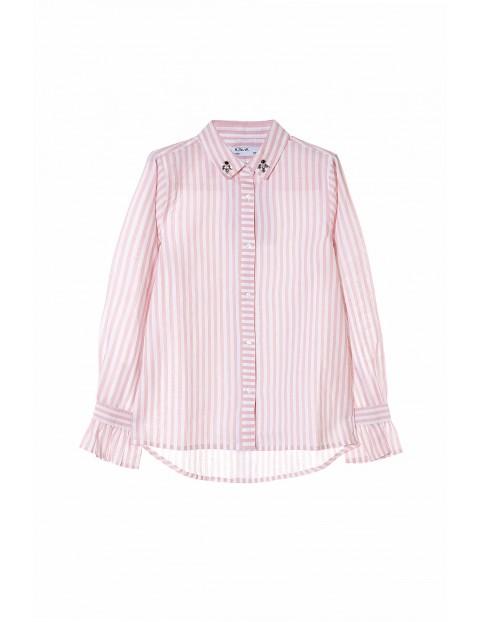 Koszula dziewczęca 4J3407