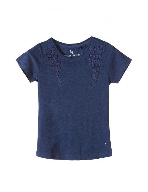 T-shirt dla dziewczynki 4I3503