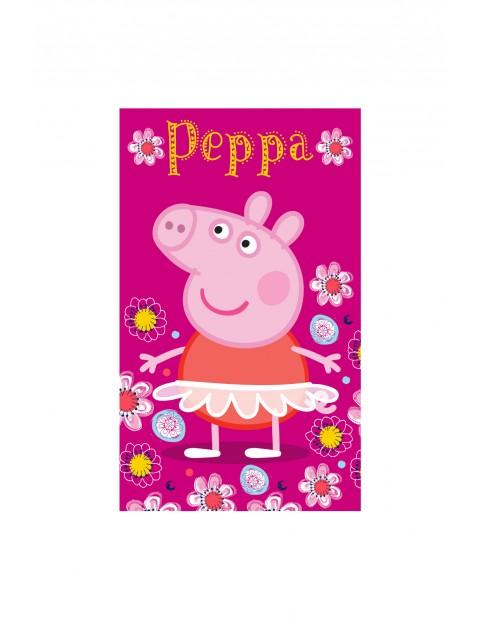 Ręcznik mały Świnka Peppa 30x50cm