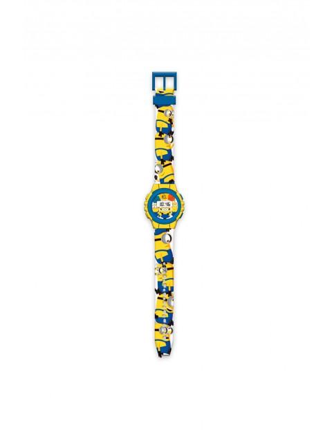Zegarek cyfrowy dla dzieci - Minionki