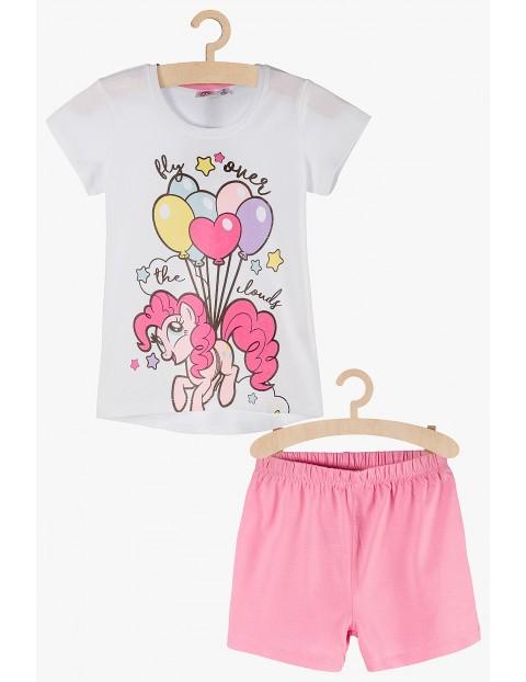 Pidżama dziewczęca My Little Pony różowa
