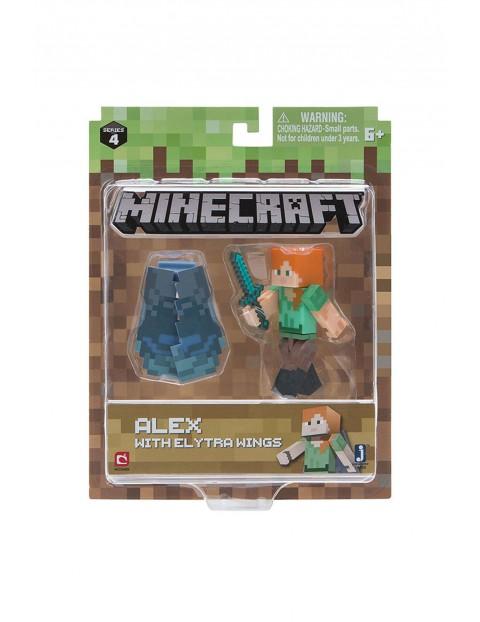Figurka Alex ze skrzydłami Minecraft