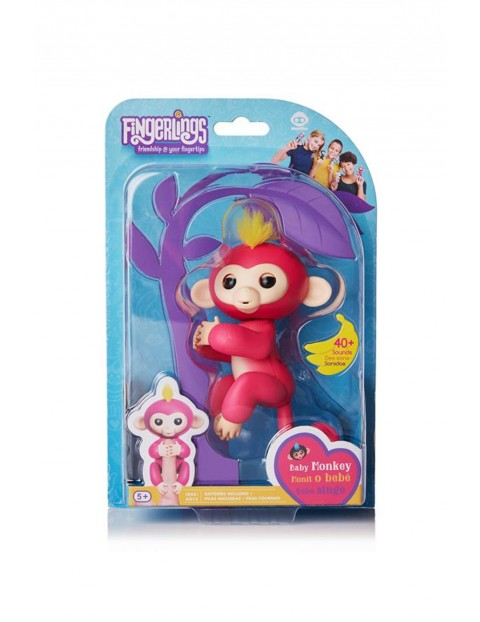 Fingerlings Małpka Bella 3Y35JC