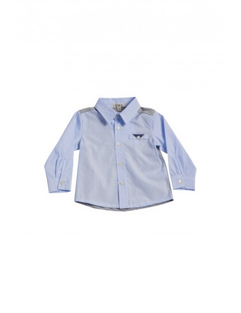 Koszula niemowlęca 100% Bawełna 5J35A9