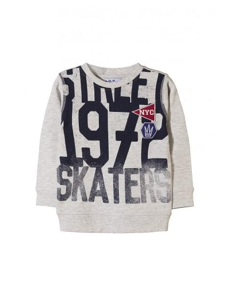 Bluza dresowa dla chłopca 1F3522