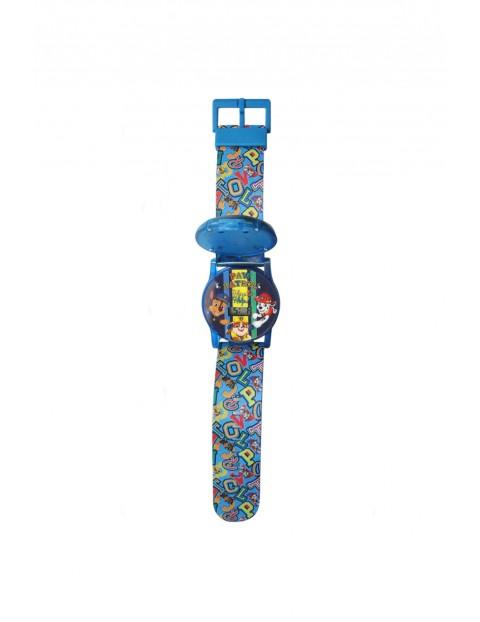 Zegarek cyfrowy ze świecącą pokrywą ochronną Paw Patrol