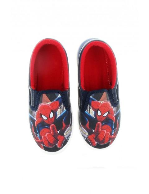 Kapcie chłopięce Spiderman 1Z34AK