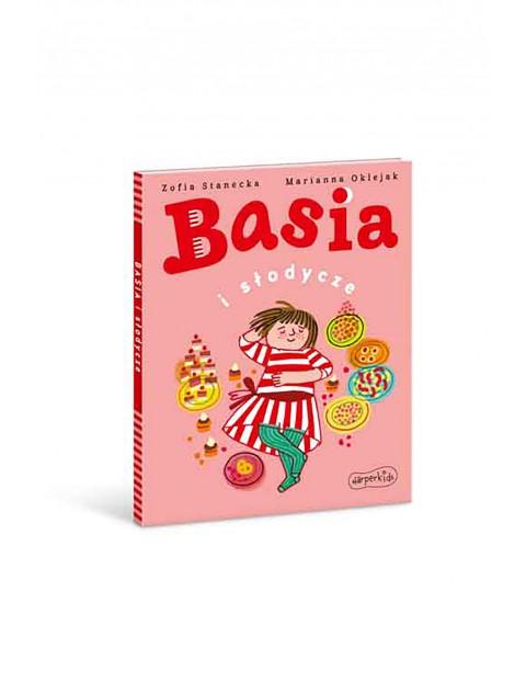 Basia I Słodycze - książka dla dzieci