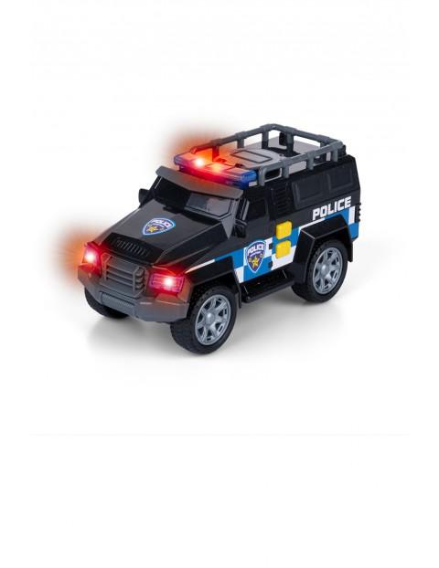 Flota miejska - hummer policyjny światło i dźwięk