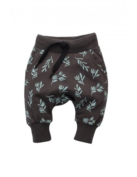 Spodnie dresowe- pumpy