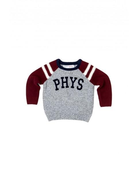 Sweter chłopięcy 1C35A3